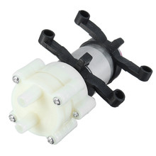 Mini Pump Spray-Motor Priming Diaphragm Water-Dispenser Max-Suction-2m 12V for 90mm-X-40mm-X-35mm