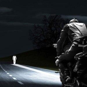 Image 5 - P15D H6M LED Motorcycle Headlight COB LED Super Bright White Moto Light Motorbike Scooter ATV Moped HeadLamp 12V 6000K