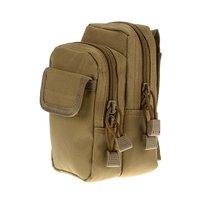 군사 야외 스포츠 다기능 전술 X-2 지갑/몰리 액세서리 패키지/스포츠 착용 나일론 가방