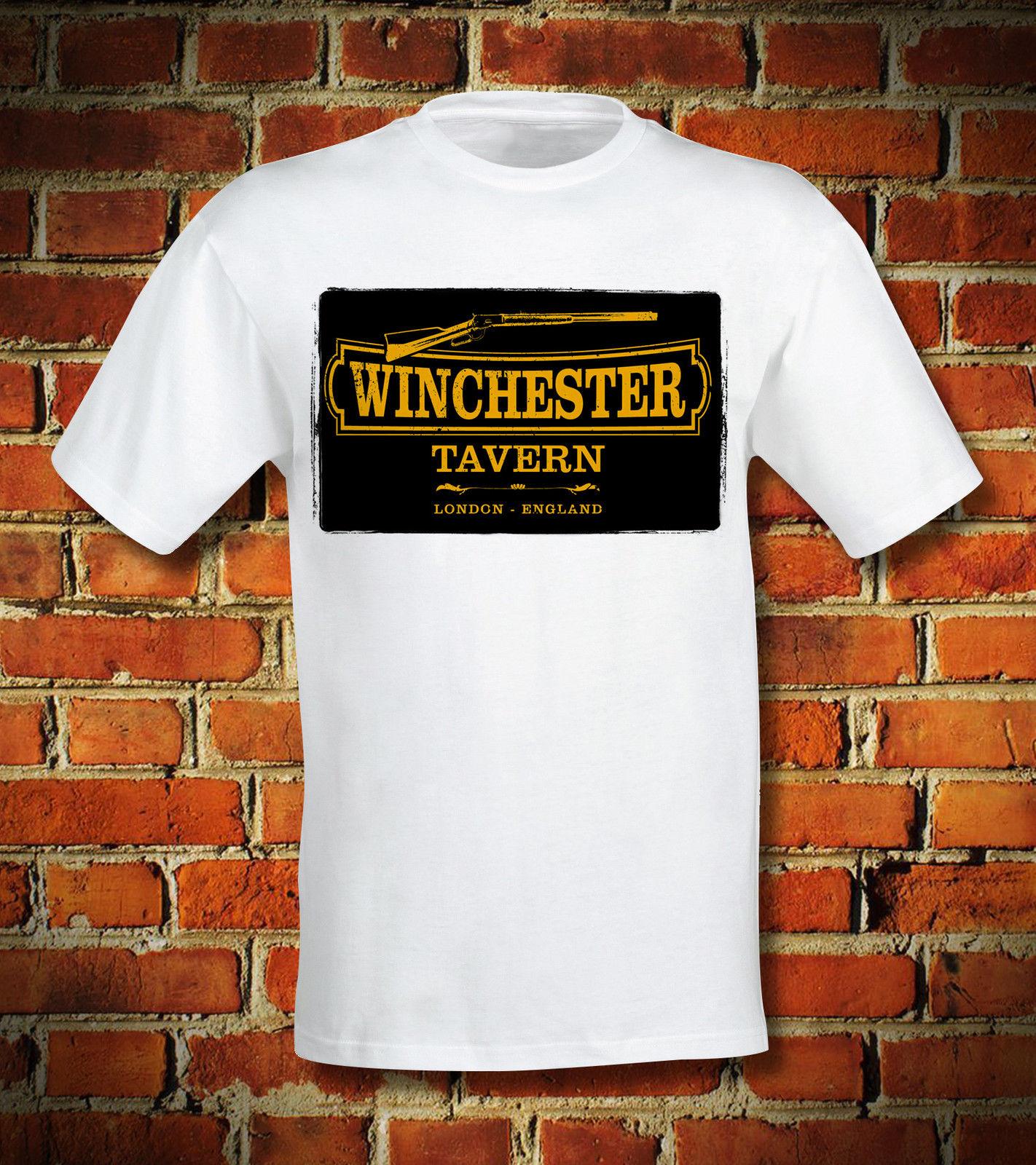 SHAUN de la camiseta muertos WINCHESTER taberna CORNETTO HORROR ZOMBIE