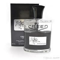 2019 Top Quality Men's Long lasting Perfume Creed Aventus French Eau De Parfum Spray Man Fragrance Cologne