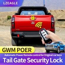Cerradura de seguridad para puerta trasera de gran potencia automática, para GWM POER, Envío Gratis
