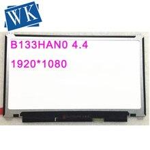ЖК-экран для ноутбука B133HAN04.4 LP133WF2 SPL1 SPL6 SPL7 LTN133HL05 NV133FHM N42, 1920*1080 EDP, 30 контактов IPS