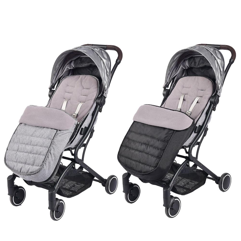 Baby Toddler Universal Footmuff Apron Liner Buggy Oxford Cloth Pram Stroller Waterproof Foot Cover Accessories Winter Warm