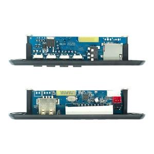 Image 2 - บลูทูธMP3ถอดรหัสคณะกรรมการโมดูลW/SD Card Slot / USB/FM/รีโมทโมดูลบอร์ดถอดรหัสM011