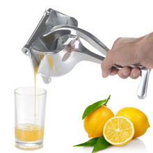 Aluminum Alloy/Stainless Steel Manual Hand Press Juicer Squeezer Household Fruit Juicer Extractor Machine Kitchen Tools&Gadgets hand juicer fruit vegetable tools multifuctional fruit squeezer hand juicer machine ice cream machine mini meat grinder machine