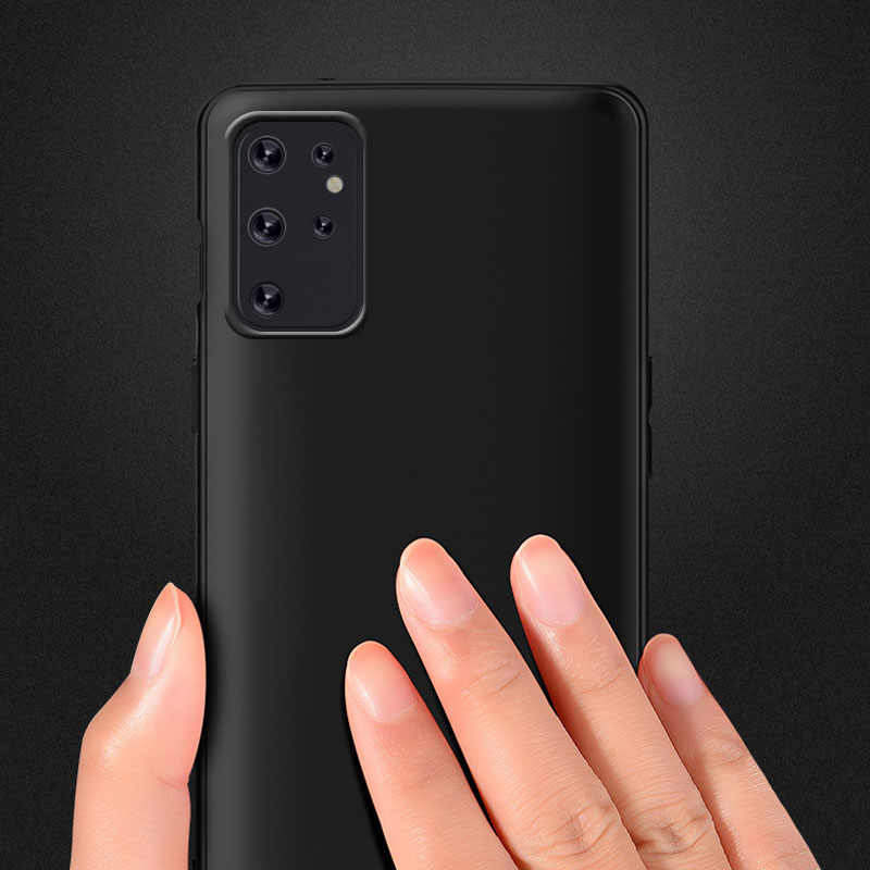 Thouport ซิลิโคนสำหรับ Samsung Galaxy A51 A71 กรณี TPU กันกระแทกสำหรับ Samsung 51 71 2019 กรณีซิลิคอน matte SHELL