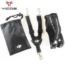Pour DJI Phantom 4 3 2 Inspire 1 mavic pro réglable double ceinture dépaule sangle de cou télécommande fronde émetteur lanière