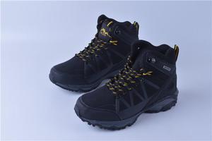 Мужская и женская уличная походная обувь; женские нескользящие водонепроницаемые прогулочные треккинговые мягкие походные ботинки для пу...
