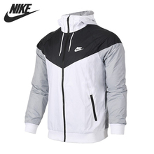 Original New Arrival NIKE AS M NSW WR JKT Men's Jacket Hooded Sportswear
