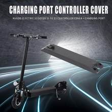 Hot Sale Controller Cover Delicate Texture Electric Scooter Controller Cover Plate with Charging Port for KUGOO S1 S2 S3(China)