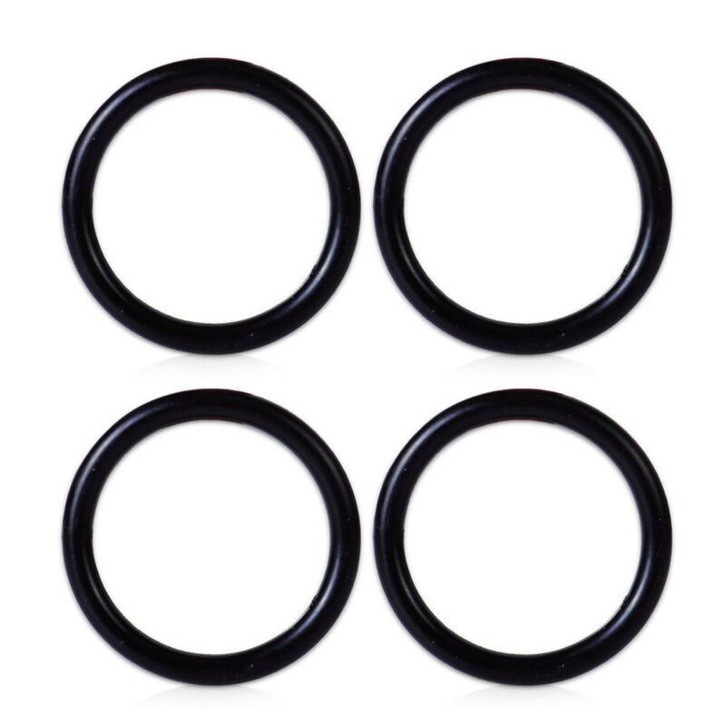 8PCS O-Rings Quick Release Rubber Bumper Fasteners Replacement Kit Automobile Car Truck Exterior Parts Bumpers