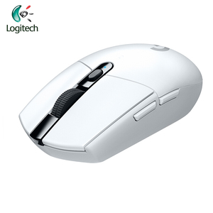 Image 2 - 2018 Newest Logitech G304 LIGHTSPEED Wireless Mouse Gaming Mouse with HERO Sensor 12000dpi 400ips  AA Battery for Windows Mac