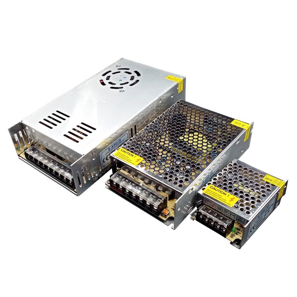 Image 2 - Lighting Transformers DC 5V 12V 24V 36V Power Supply Adapter 5 12 24 36 V VOlt Power Supply 1A 2A 3A 5A 6A 8A 10A 15A 20A 30A-in Lighting Transformers from Lights & Lighting