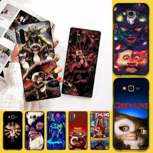 Nbdruicai horror fantasia filme grimes tpu capa de telefone de borracha macia para samsung galaxy j7 j8 j6 plus 2018 prime note 7 8 9 10 pro