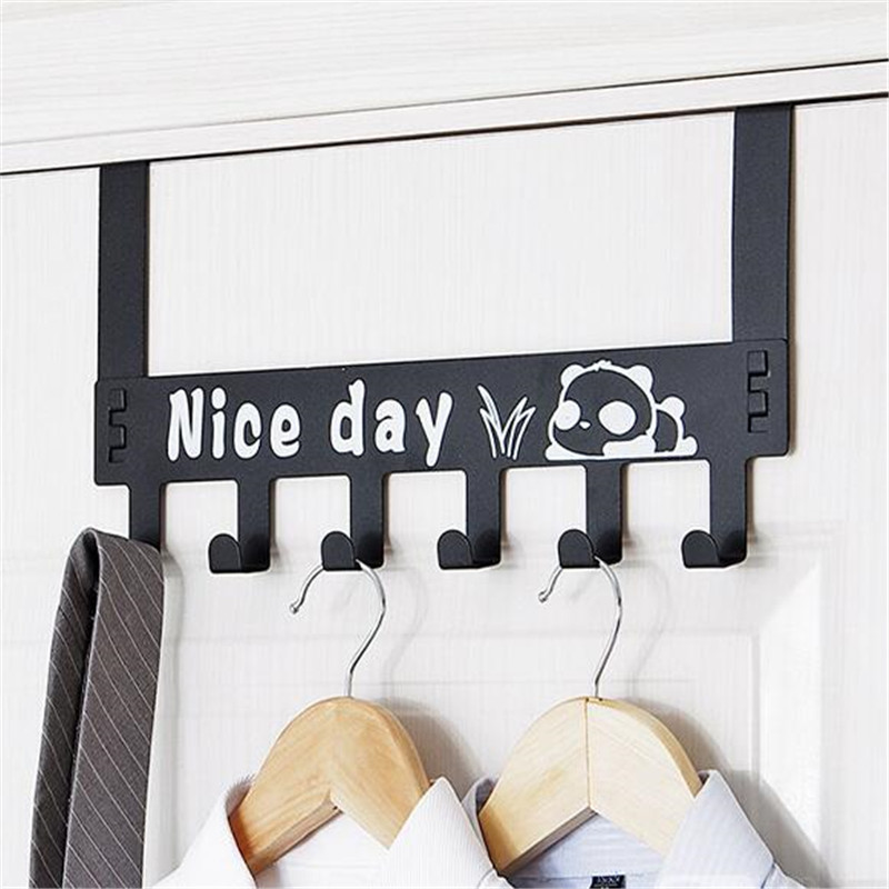 Hook Strong Seamless Door Wall Hangers Hooks For Storage Hanging Household Kitchen Door Bathroom Wall Towl Hat Accessories Hook