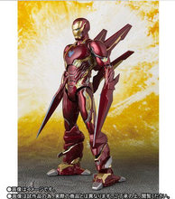 Iron Man MK50 MK85 Action Figure Ironman Nano Mark 50 85 Tony Stark KO's SHF Avengers Endgame Infinity War speelgoed Doll4.7(China)