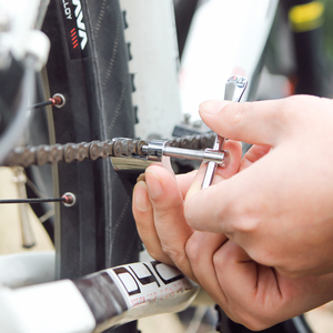 Image 5 - 16 In 1 Bike Multifunction Tools Chain Breaker Tire Lever Allen Hex Key Cycling Bicycle Tool mtb Maintenance Repair Tool Kit Set
