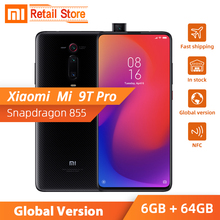 Versión Global Xiaomi mi 9T Pro rojo mi K20 pro 6G 64GB Snapdragon 855 Smartphone 48MP Triple cámara trasera Pop frente Cámara NFC