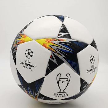 Futebol 5 futbol piłka nożna standardowy rozmiar piłki materiał liga wysoki trening dobrej jakości najnowsze sportowe piłka do piłki nożnej mecz PU tanie i dobre opinie CN (pochodzenie) Poduszki poduszki