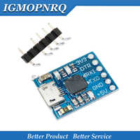 1PCS JMCU CP2102 USB to UART TTL Module 6Pin Serial Converter UART STC Replace FT232 STC Downloader
