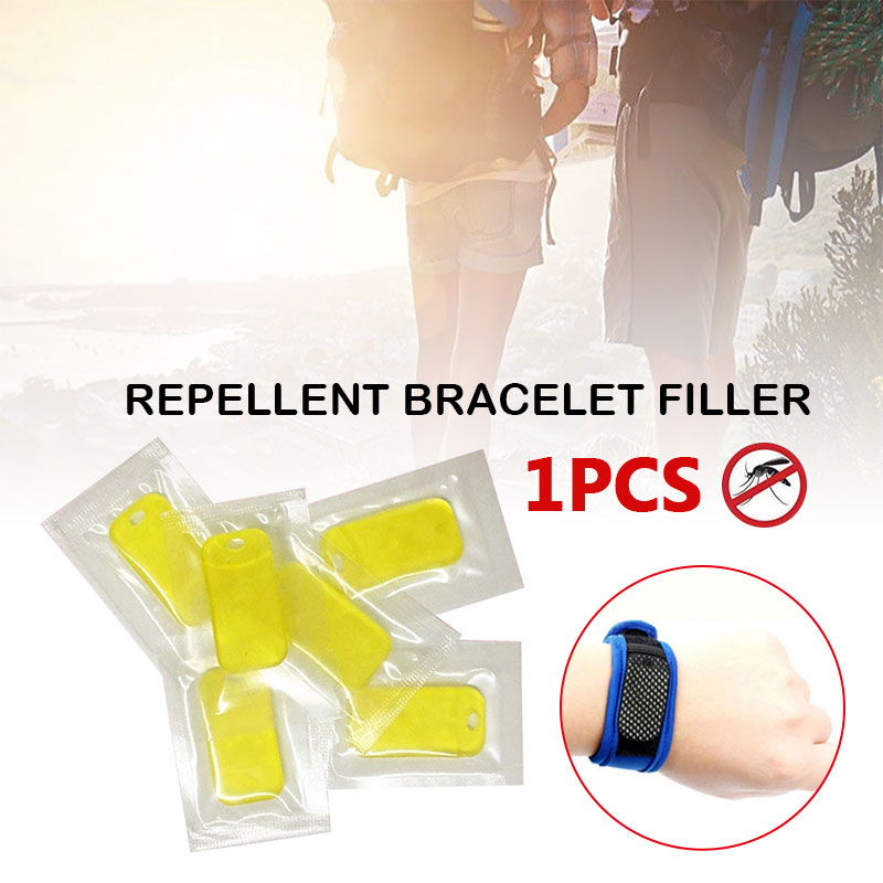 Yellow Anophelifuge 1pcs Safety Mosquito Repellent Adult Pest Convenient Mosquito Killer Moths Camping Home Insect Summer