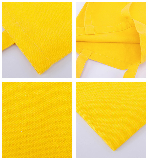 GABWE Unisex Handbags Custom Canvas Tote Bag Print Grocery Daily Use Reusable Eco Cotton Travel Casual Shopping Women Totes 6