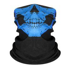 Многофункциональный волшебный платок маска для сохранения тепла