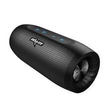 S16 Bluetooth Wireless Speaker Portable Waterproof Subwoofer High Power Stereo Speakers Power Bank+sd card slot Speakers zealot s16 tws bluetooth wireless speaker portable outdoor waterproof subwoofer high power stereo speakers power bank