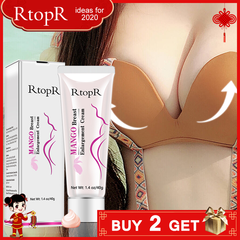 Mango Breast Enlargement Cream For Women Full Elasticity Chest Care Firming Lifting Breast Fast Growth Cream Big Bust Body Cream