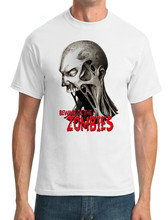 2019 100% Cotton Zombie Undead Mouth - Horror Mens T-Shirt Hoodies