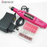 Manicure Machine Nail Art Pen Electric Nail Drill Machine Kit Pedicure Nail File Nail Art Tools Kit