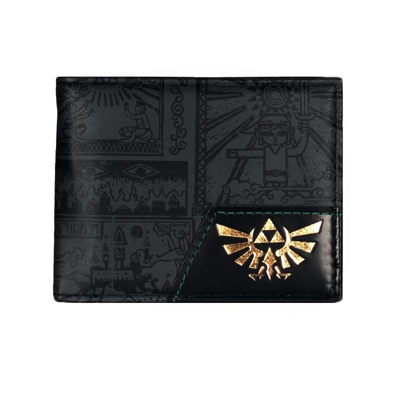 The Legend Of Zelda Wallet Fashionable High Quality Men's Wallets Designer New Women Purse DFT2242