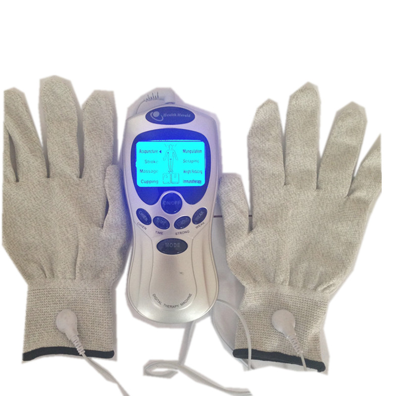 tens therapy hand massager electrode gloves  (14)_副本
