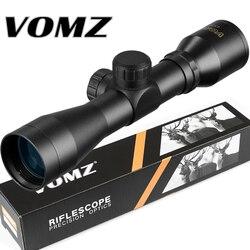 4x32 óptica rifle cruz ponto vista caça arma riflescope airsoft arma rifle scope vista para tiro ak 47