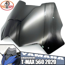 Phù Hợp với TMAX 560 TMAX560 2020 T Max 560 20 Xe Máy Thể Thao Du Lịch Đua Kính Chắn Gió Chắn Gió Gió Sâu Chống Ồn Áo viser