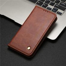 Étui en cuir pour RedMi Note 9S 9 8T 7 8 Pro 9A 9C Max K30 aimant étui à rabat pour Xiao Mi 9T 9 Note 10 Pro A3 Lite