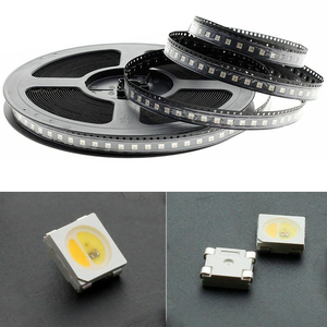 10 ~ 1000 stücke WS2812B (4pins) 5050 SMD Schwarz/Weiß version WS2812B SK6812 Individuell Adressierbare Digitale RGB RGBW LED Chip DC5V