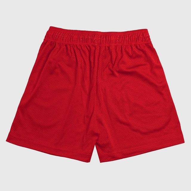 New summer Men Shorts Gym Men Sports Athletic Running Sport Fitness Beach Basketball Jogging Man Loose Short Pants large size 2