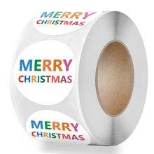 Красочные рождественские наклейки для скрапбукинга 15 дюйма