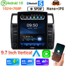 "9.7 ""support de voiture de Style Vertical GPS CarPlay Nano + IPS Android 10.0 360 caméra Radio pour Suzuki Swift 2005-2018 PX6 4 + 64G unité principale(China)"