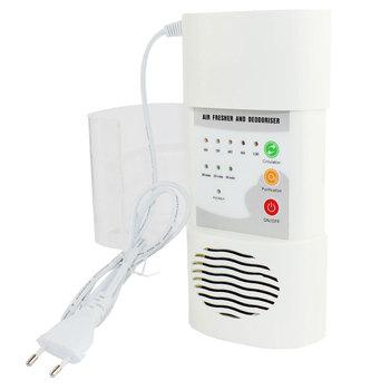 Alanchi ozonizator powietrza oczyszczacz powietrza do domu dezodorujący jonizator ozonu Generator sterylizacja bakteriobójcza dezynfekcja czysty pokój tanie i dobre opinie 50m³ h CN (pochodzenie) 100-240 v 11-20 ㎡ Przenośne 96 20 generator ozonu Źródło A C 96 00 ≤50dB Bez jonizatora