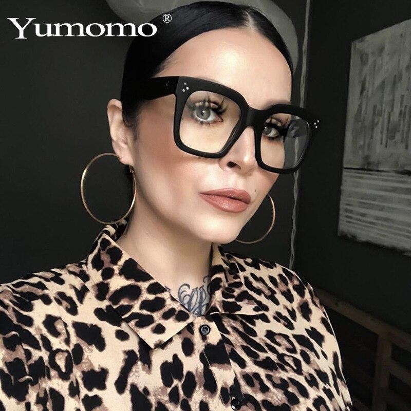 Classic Cat Eye Sunglasses Women Vintage Oversized Gradient Sun Glasses Shades Female Luxury Designer UV400 Sunglass