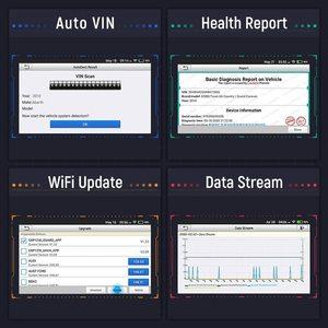 Image 4 - LAUNCH X431 CRP123i OBD OBD2 Coder Reader Scanner 4 System Diagnostic OBD 2 Auto Scanner Car Diagnostic Tool Automotive Scanner