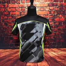Moto GP Team Racing модная повседневная футболка для Suzuki черная/серая футболка для езды по бездорожью одежда