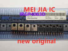5 قطعة 50 قطعة IRGP4063D GP4063D IRGP4063 الترانزستور IGBT أنبوب TO247 48A600V 100% جديد الأصلي حقيقية
