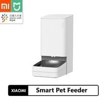 Xiaomi  Smart Pet Feeder Cat Dog Remote Control Voice Control Quantitative Regular Automatic Feeding with Mijia App Pet