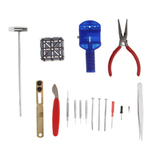 Portable Watchmaker Set Watch Repair Tools Kit,Watch Band Holder Link Pin Remover Spring Bar
