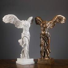 Статуэтка победы в крыльях 10 дюймов статуэтка копия богини