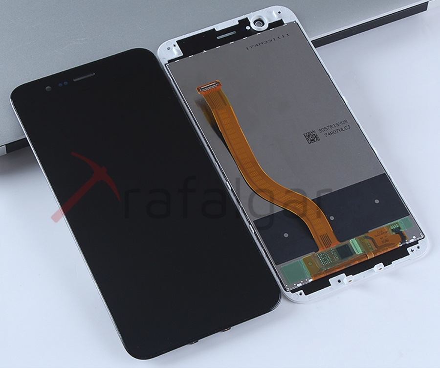 Image 3 - for Huawei Honor 8 Pro LCD Display Touch Screen Digitizer For  Huawei Honor 8 Pro LCD With Frame DUK L09 AL20 Screen ReplacementMobile  Phone LCD Screens